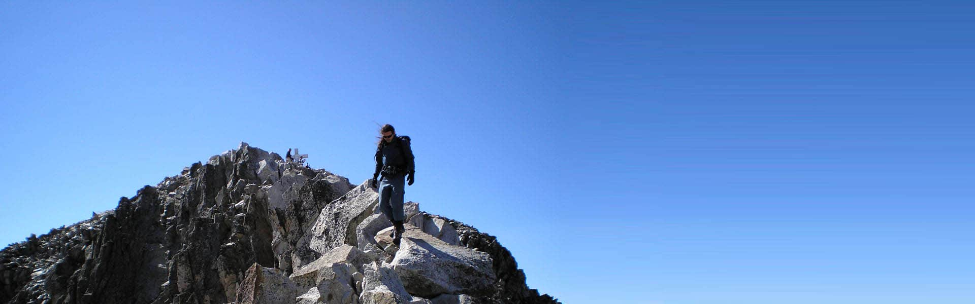 Ascensiones de Alta Montaña