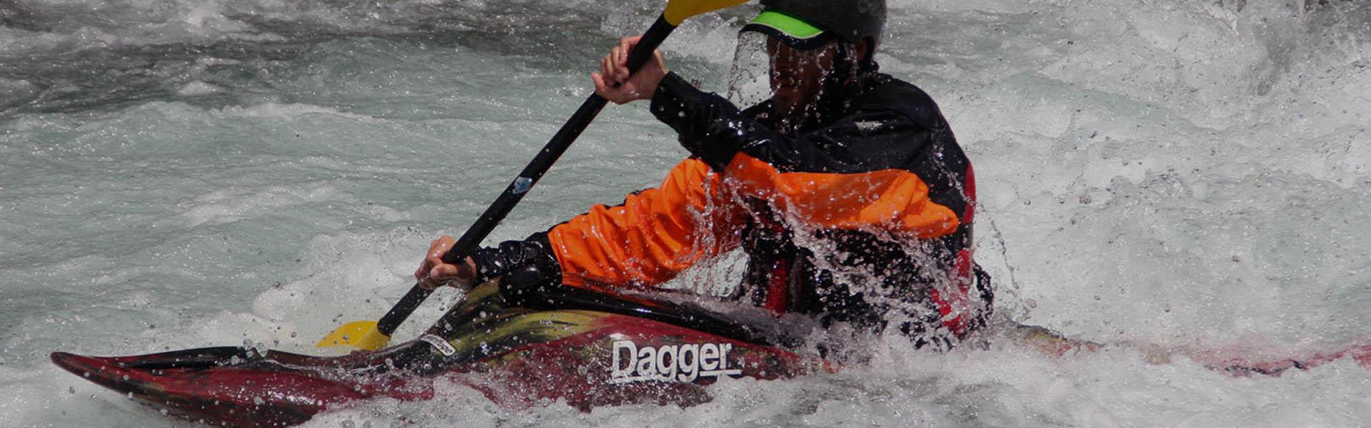 Curso Avanzado Kayak