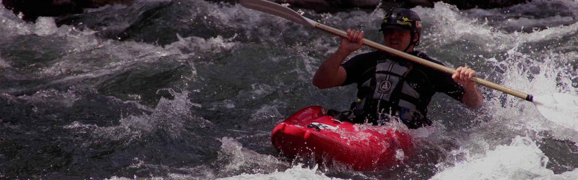 Curso Iniciación Kayak