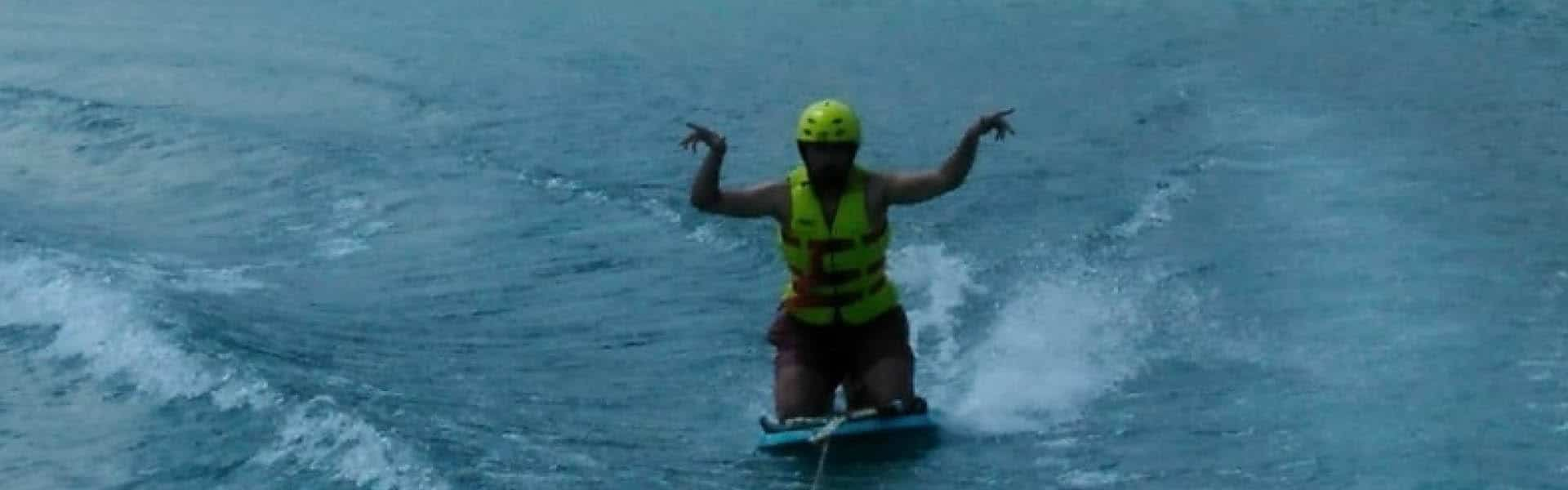 Pasadas de Esquí Surf