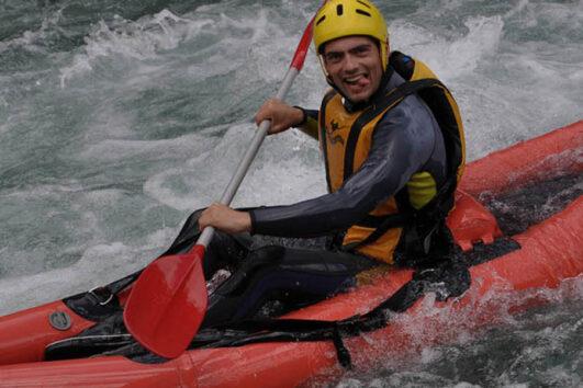 Open Kayak en Huesca