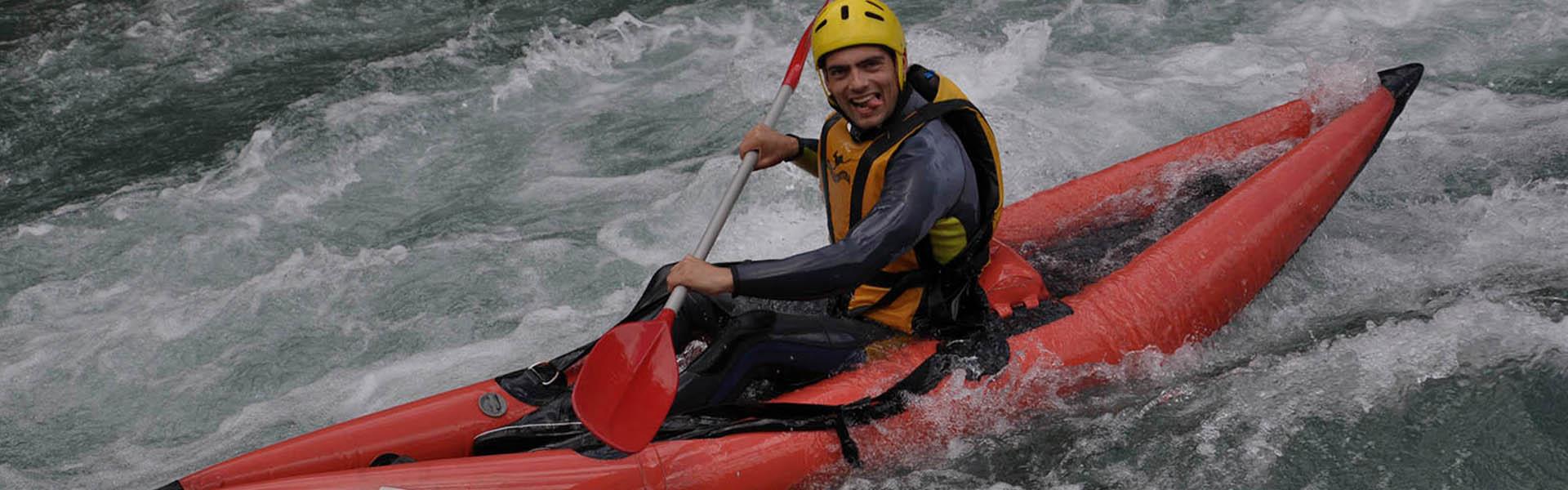 Open Kayak Avanzado