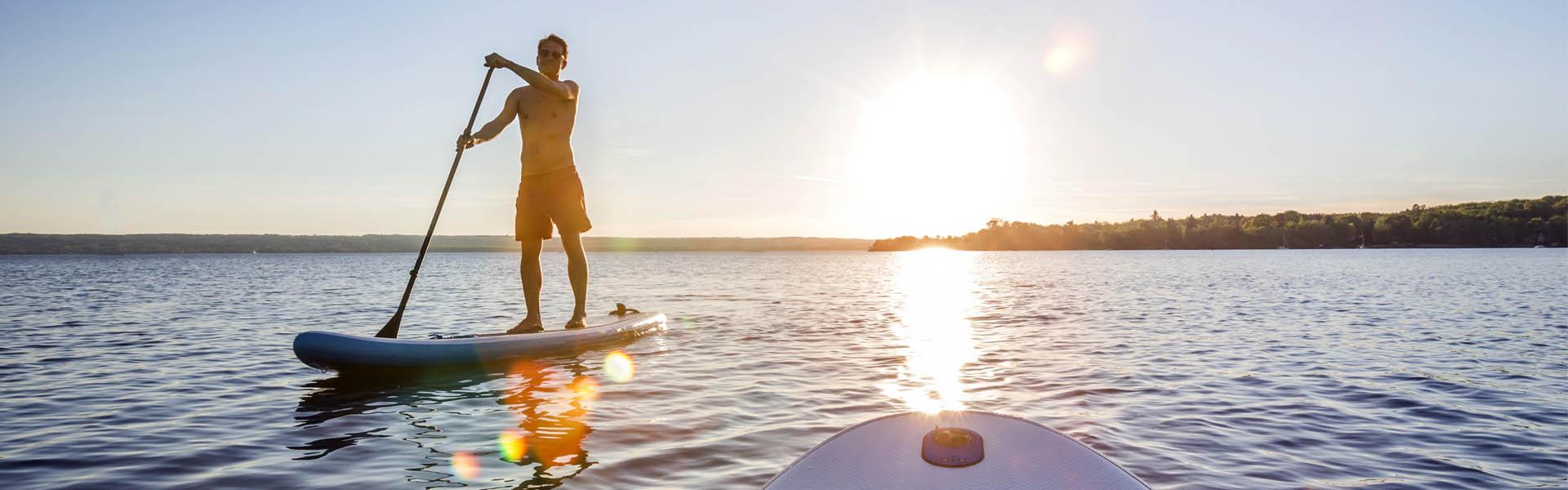 Paddle Up Individual