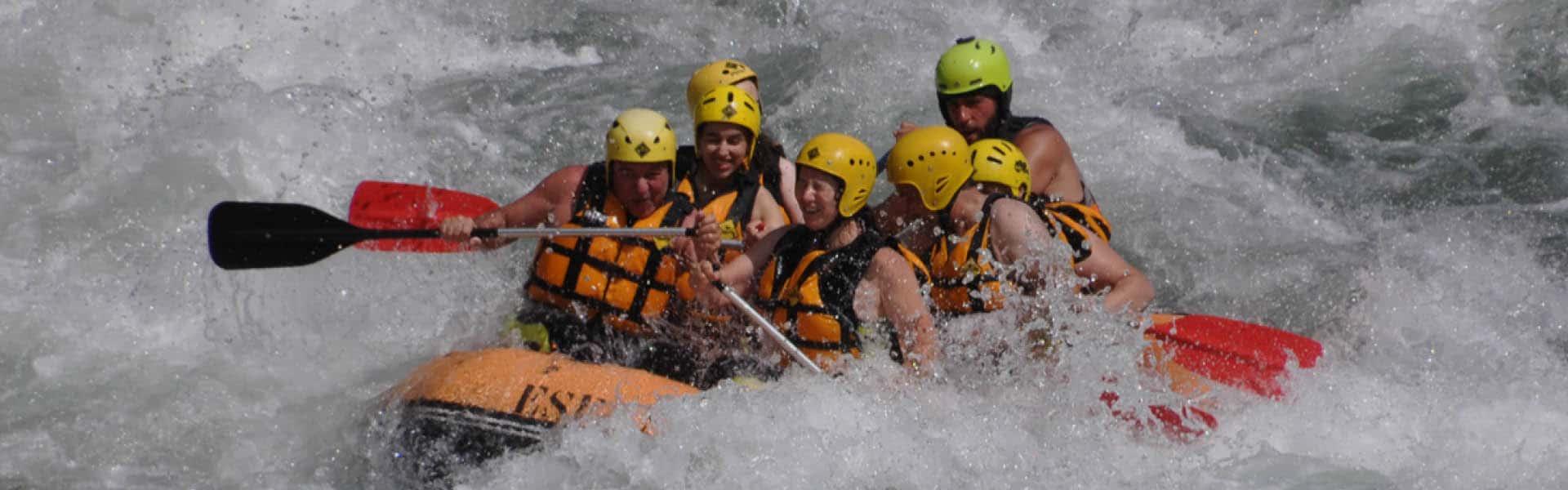 Pack actividades de aventura en Primavera 7