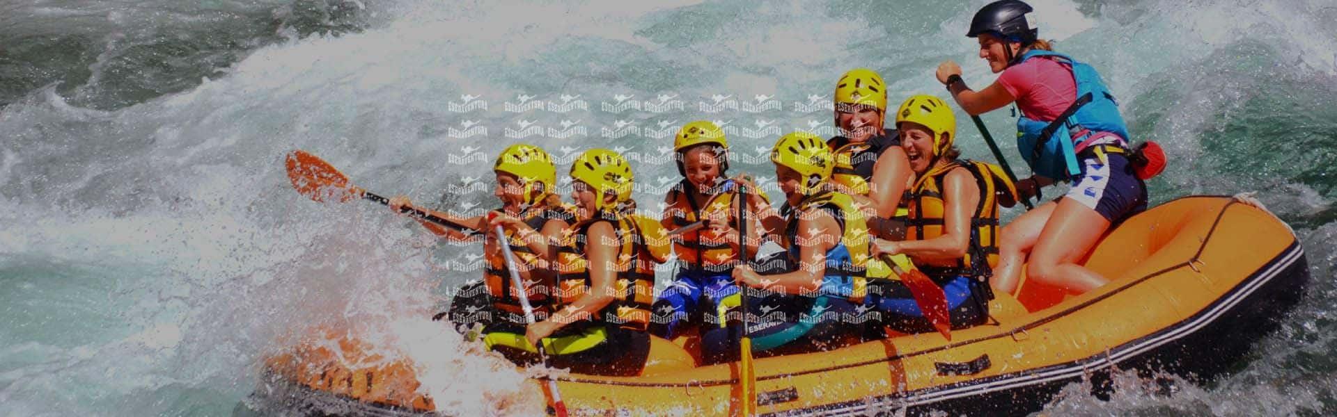 Pack actividades de aventura en Primavera 5