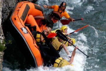 rafting en huesca